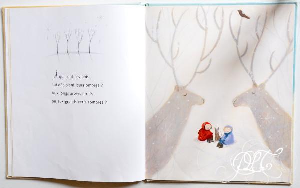 Prendre le temps - Voyageons ludique - lecture - Magie d'hiver