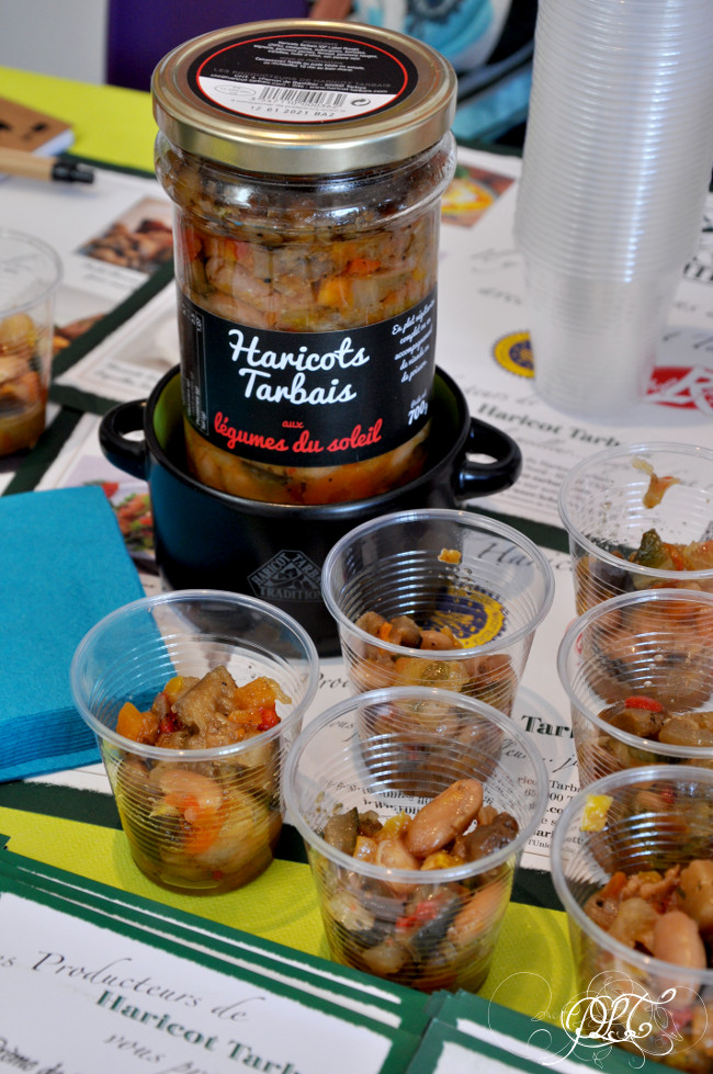 Prendre le temps - Event SO Blogueuses 5 - Stand Haricots Tarbais