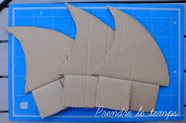 Prendre le temps - Anniversaire Pirate - Requins
