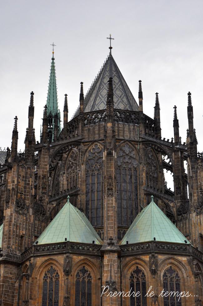 Prendre le temps - Voyage - République Tchèque - Prague - Cathédrale Saint Guy