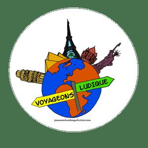 Logo Voyageons Ludique