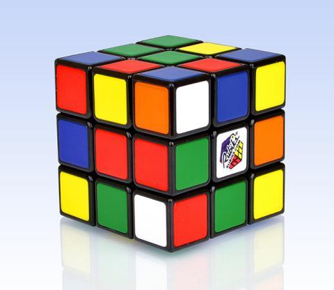 Prendre le temps - Wishlist Titechérie 7 ans - Rubik's cube