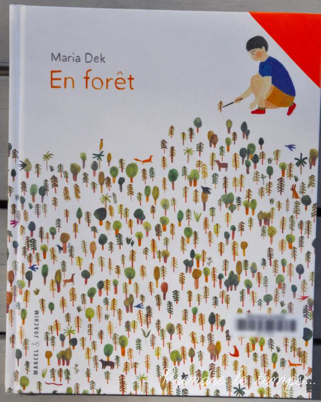Prendre le temps - Voyageons Ludique - Forêt - Livres