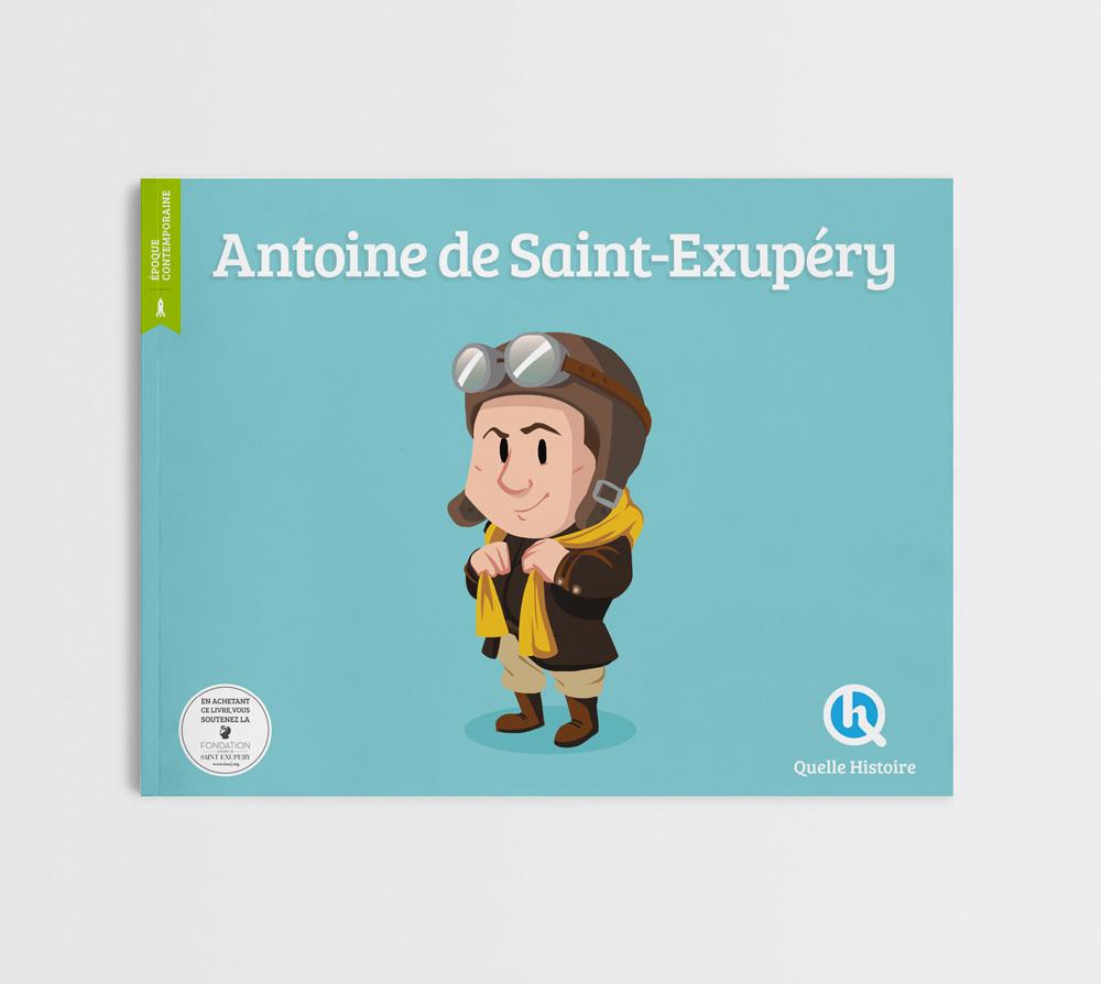 Prendre le temps - Saint-Exupéry Quelle Histoire