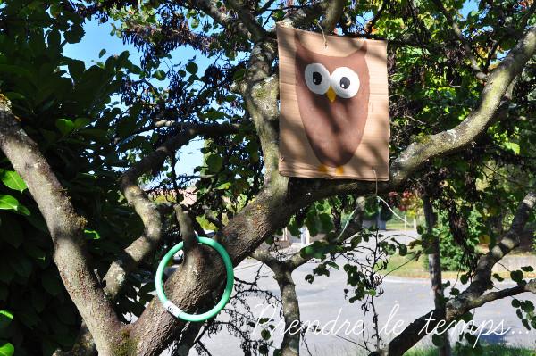 Prendre le temps - Anniversaire Animaux de la forêt - la fête