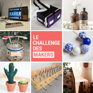 Prendre le temps - Challenge des Makers - Mad Team - #OuiAreMadTeam #ChallengeOuiAreMakers