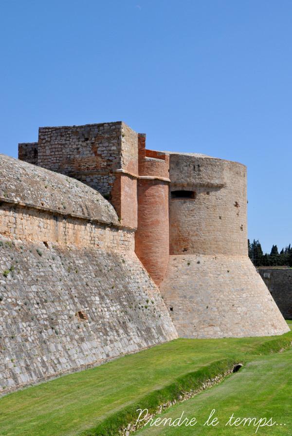 Prendre le temps - Forteresse de Salses - Salses-le-Château - Pyrénées Orientales - Occitanie