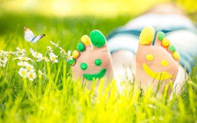 Découvrir la réflexologie plantaire en stimulant ses pieds