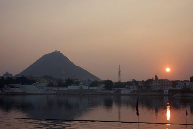 Calme de Pushkar