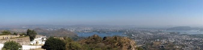Udaipur - Panorama