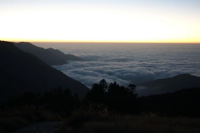 Mer de nuages