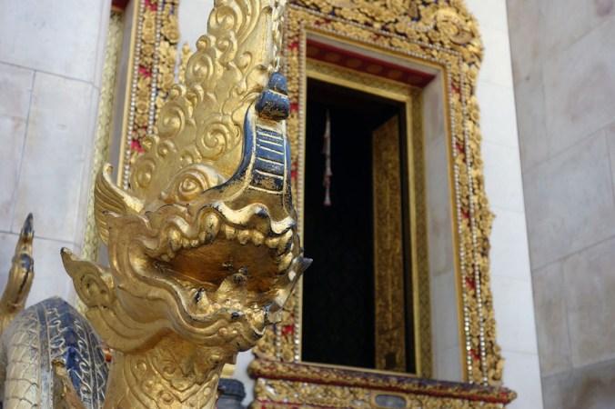 Entrée de temple
