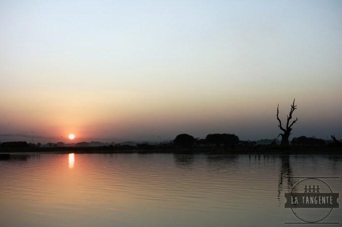 U Bein Lake