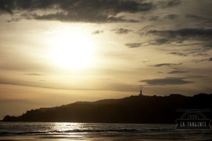 Lever de soleil sur Byron Bay
