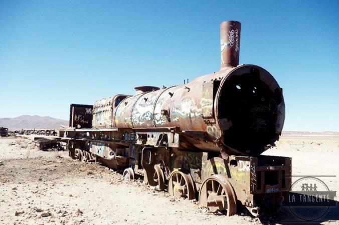 El cementerio des los trenes