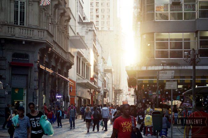 Les grandes rues piétonnes