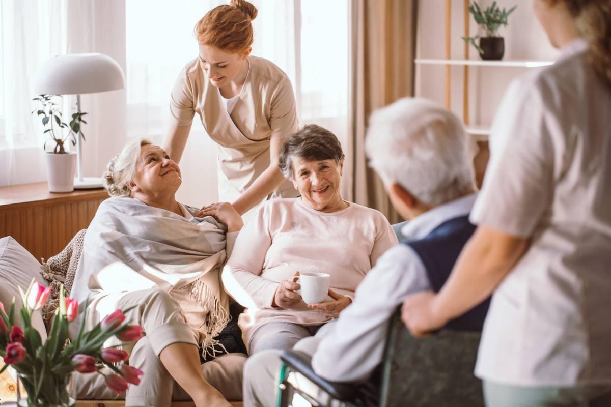 Rendre leur autonomie aux seniors en EHPAD