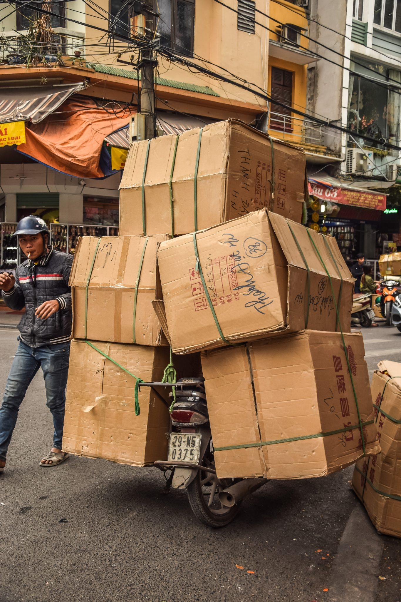 vieux Hanoi