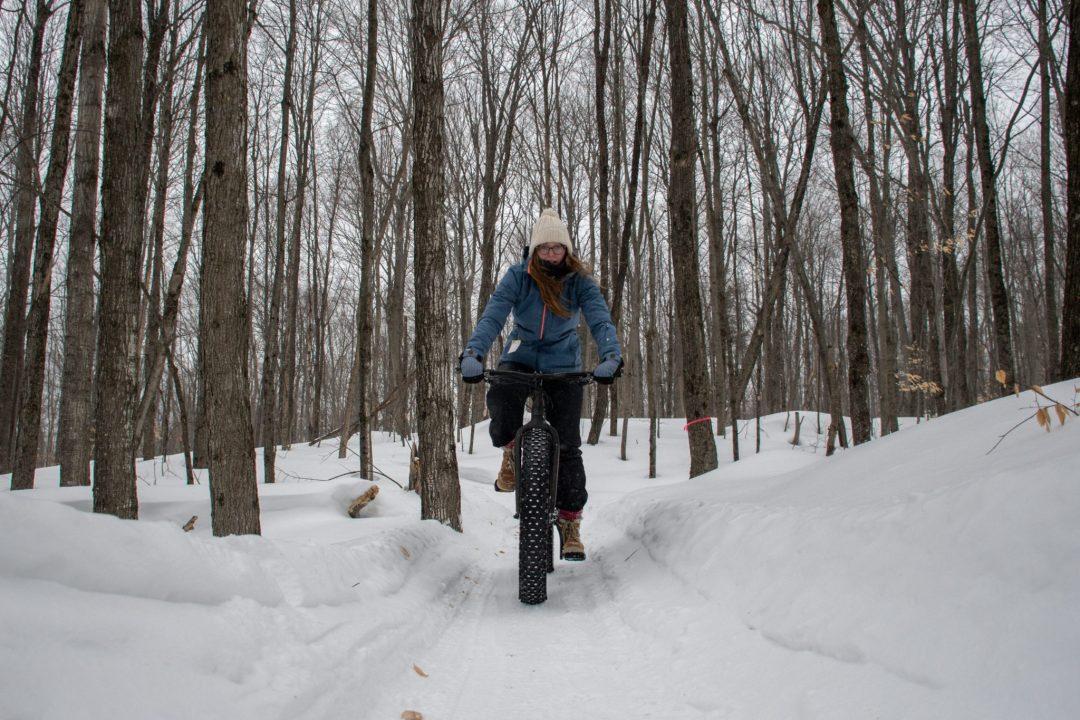 fatbike hiver