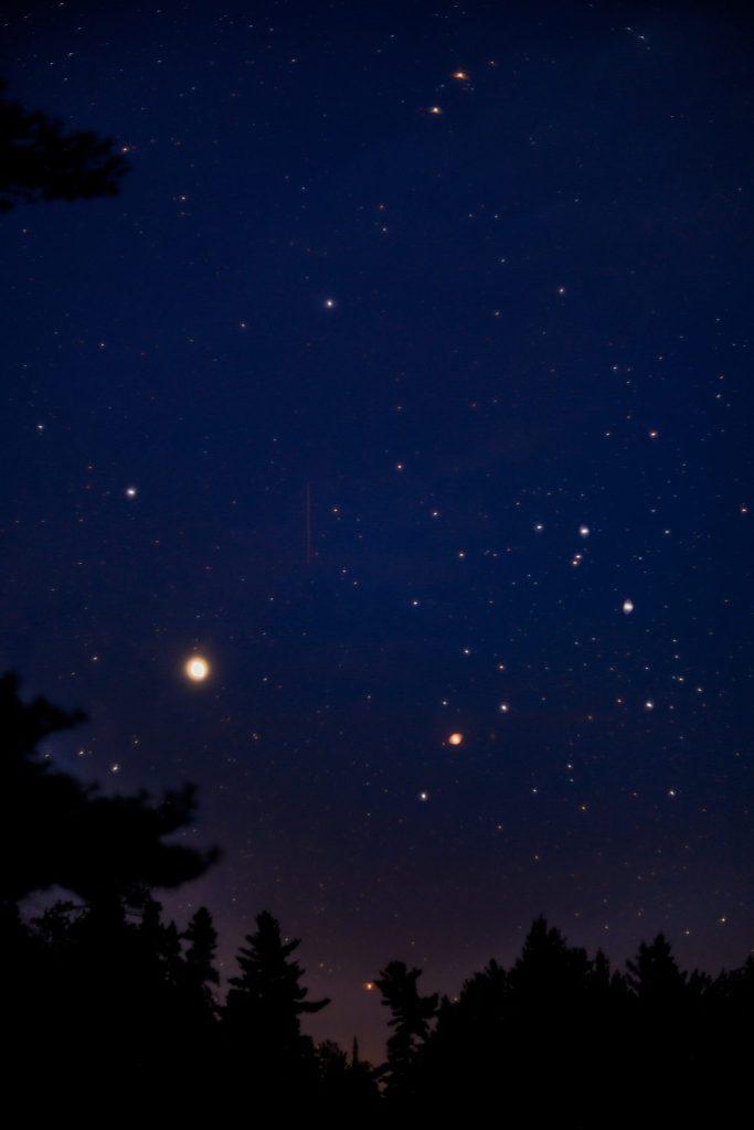 étoiles Abitibi