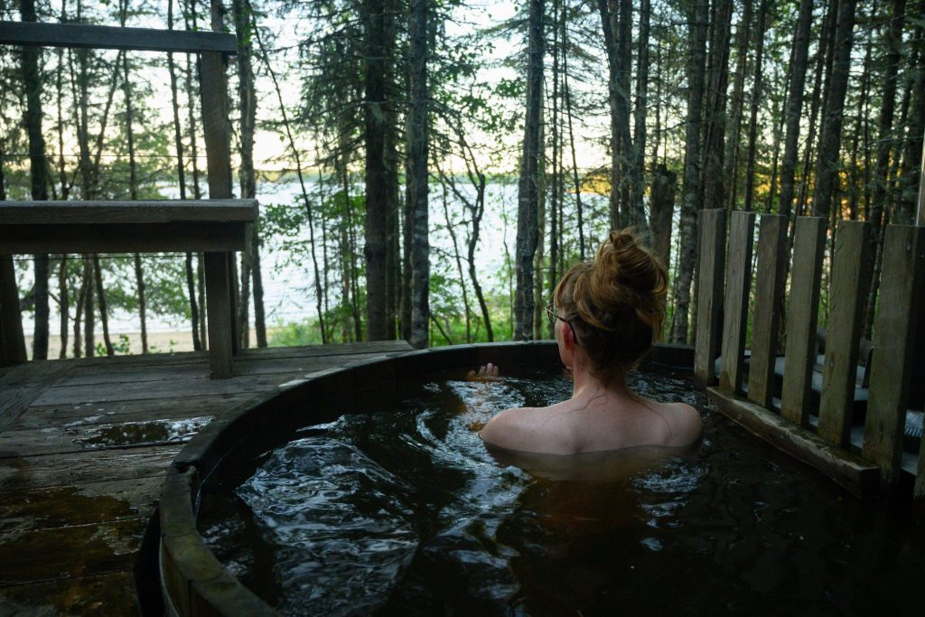 bain nordique femme