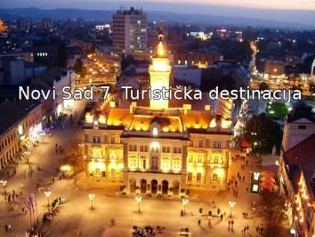 Novi Sad 7. turistička destinacija u Evropi