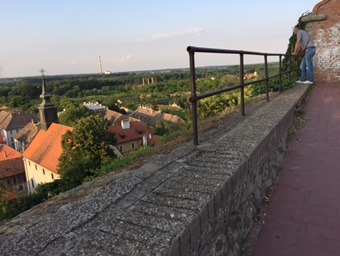 Petrovaradinska tvrđava najlepši pogledi