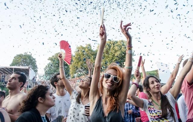 Petrovaradinska tvrđava Exit fest