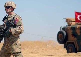 Turquía ataca a los kurdos