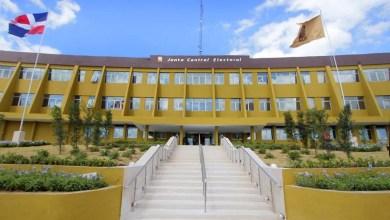 Edificio de la Junta Central Electoral