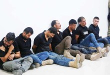 Mercenarios colombianos presos en Haití tras el magnicidio
