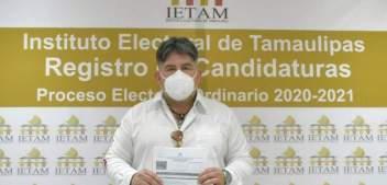 Seremos un cambio verdadero: Joaquín Eliud Pérez