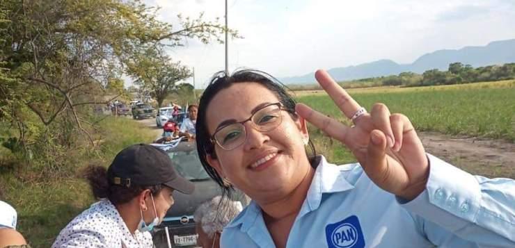 Con la confianza del pueblo vamos a ganar: Yaneth Nájera