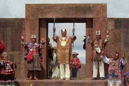 circo indigenista