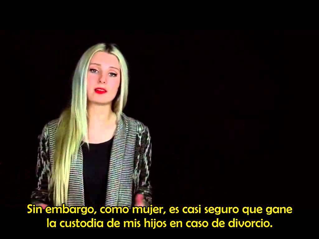 Video: joven mujer destruye la farsa feminista en 3 minutos.