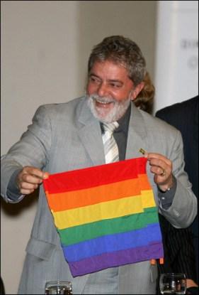 Lula da silva gay