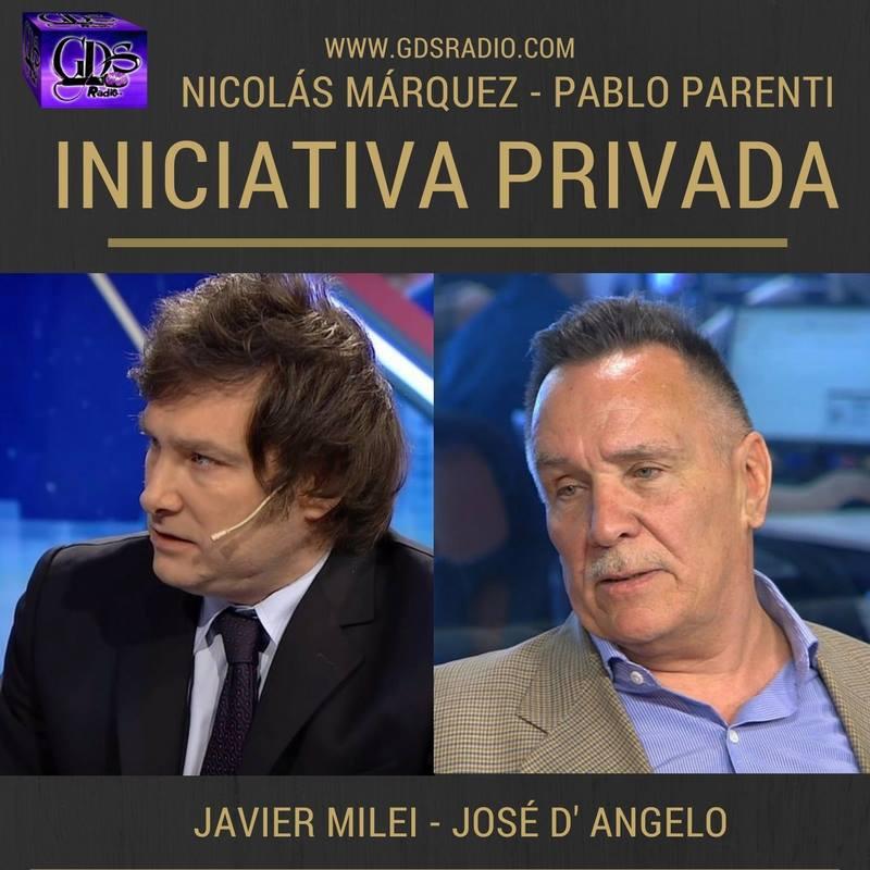 """""""El problema argentino es el ´boluprogre´"""" (J. Milei) - """"El relato de los desaparecidos está herido"""" (José D´angelo)"""