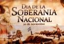 Día de la Soberanía. Por María Lilia Genta