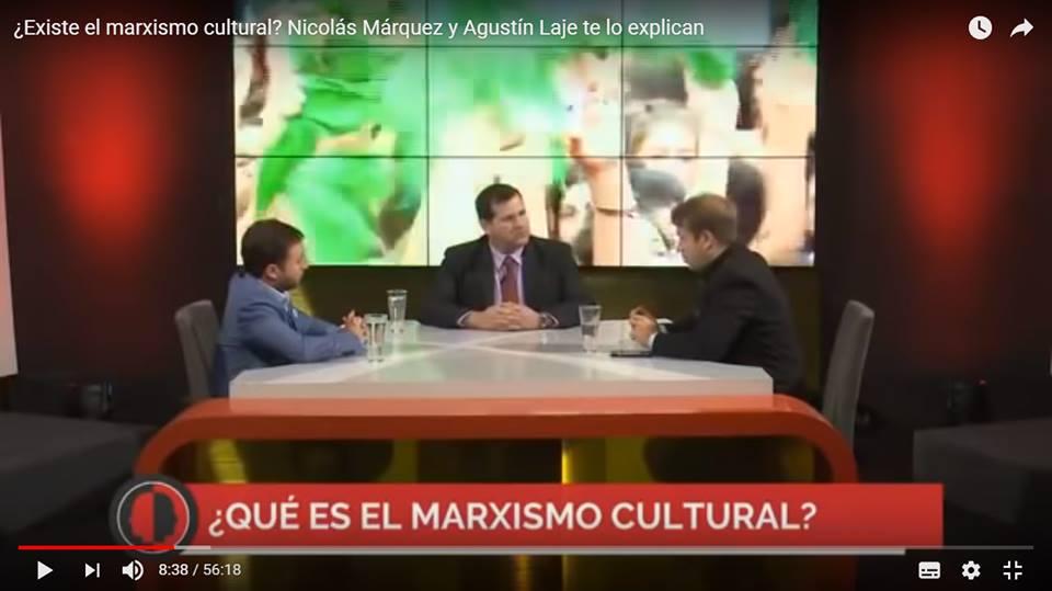 ¿Existe el marxismo cultural? Nicolás Márquez y Agustín Laje te lo explican