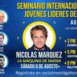 Inscríbanse gratis a este seminario de formación internacional!!!!