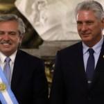 Argentina bloquea en la OEA un informe sobre las violaciones de derechos humanos en Cuba SIGUE RESPALDANDO A LA DICTADURA COMUNISTA. Por Santiago Las Heras