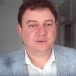 """José Luis Artaza: """"Quiero informar a todos que he dado positivo al hisopado del Covid-19″"""