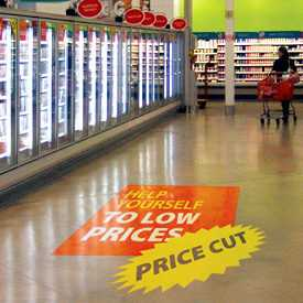 Prentice Products can meet all your retail branding needs. Whether it's POP, floor and window graphics or banners and signs, our high-quality, durable products are built to last. Let us handle all your point of purchase needs so you can focus on building a great brand.
