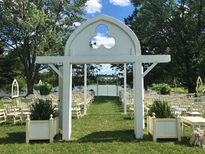 Farmington Lake Ceremony Site