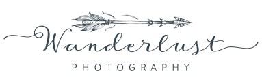 wanderust photography logo