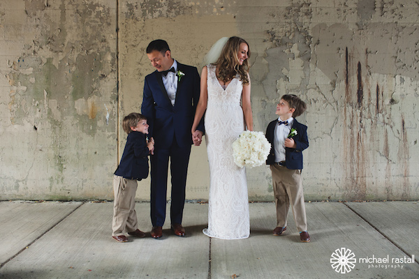 amy and jeff and kids first look