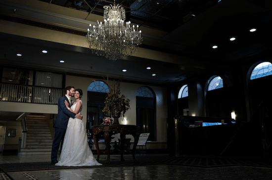 Indianapolis Wedding Couple