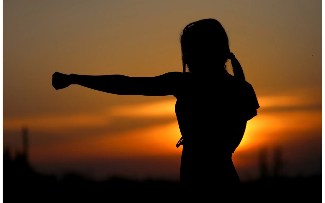 A Mom's Best Self Defense Move