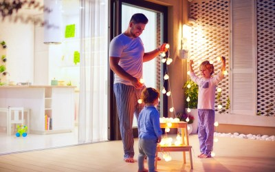 Top 6 Holiday Decorating Safety Tips