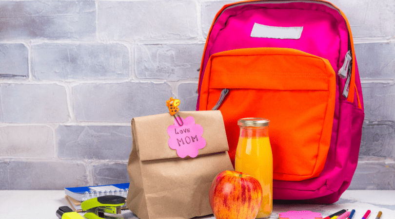 creating a backpack ready zone streamlines your family morning routine